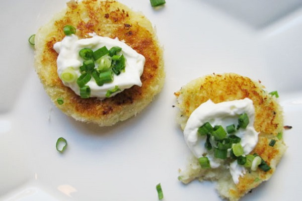 Potato Cakes from Serious Eats (Photo by Sydney Oland)