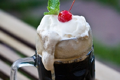 Expresso Stout Float