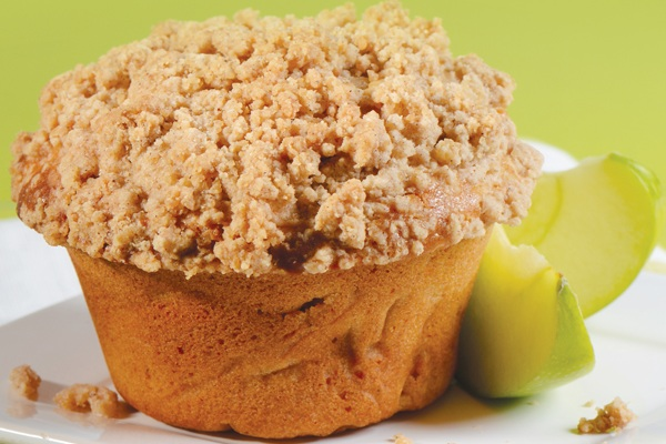 Apple Crumb Muffin from Tate + Lyle