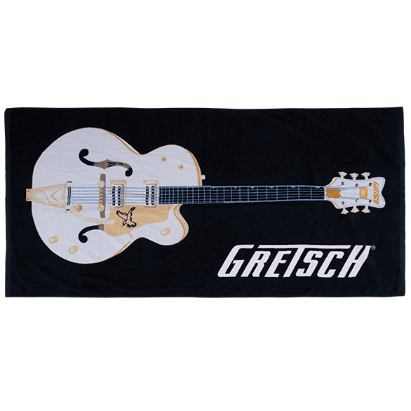 GRETSCH BEACH TOWEL