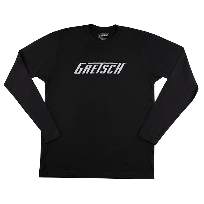 GRETSCH® LONG SLEEVE LOGO T-SHIRT