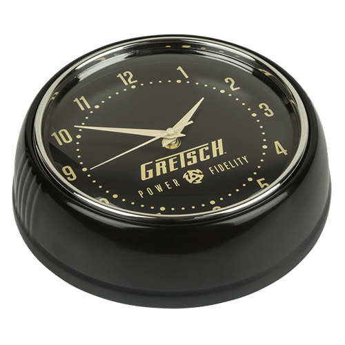 GRETSCH RETRO POWER & FIDELITY CLOCK