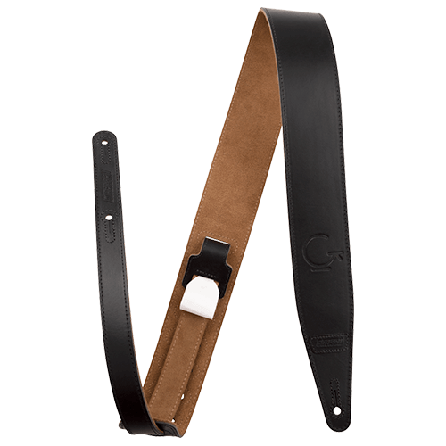 Gretsch Leather G Branded Strap