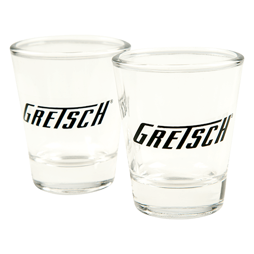 GRETSCH SHOT GLASS SET
