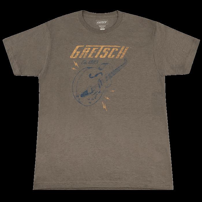 Gretsch® Lightning Bolt T-Shirt