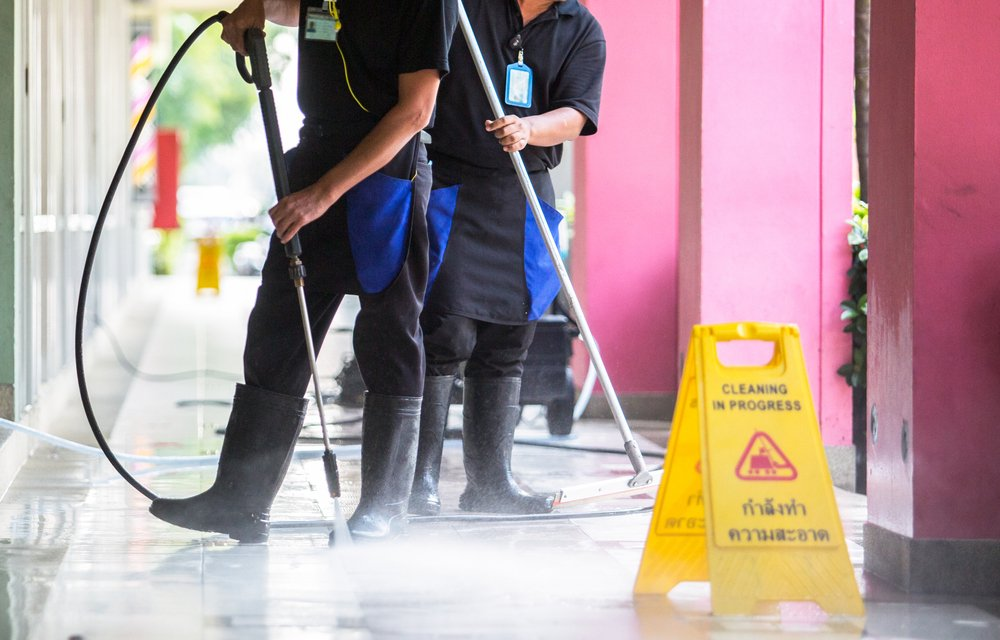 Top 3 Vans For Cleaning Companies
