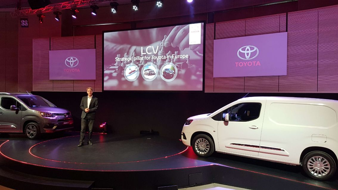 Toyota Confirms Electric Proace & Proace City Vans Launching 2020-2021