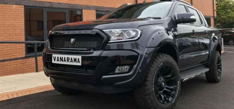 Top 5 Reasons Why We Love The Ford Ranger By Deranged