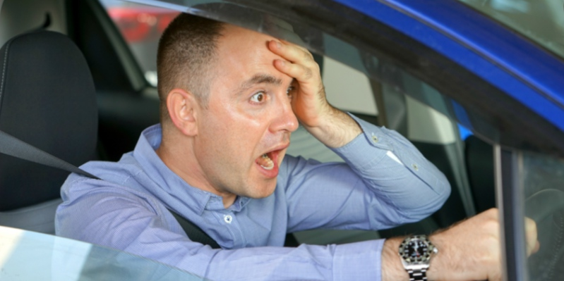 27 SHOCKING driving offences you didn't know about!