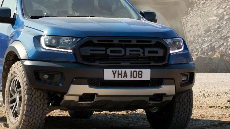 Roaring Raptor or Re-worked Ford Ranger?