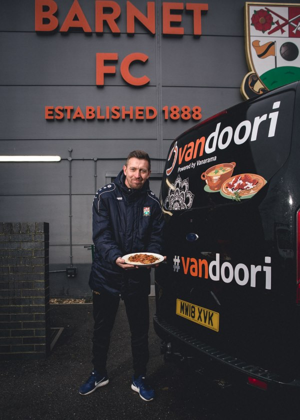 VANdoori - the only Barnet-themed curry recipe you'll ever need