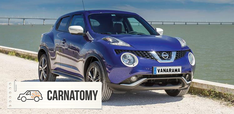 CARNATOMY: Why the Nissan Juke is the car you didn't know you wanted