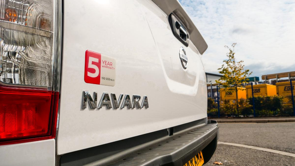 Nissan Navara 5 Year Warranty