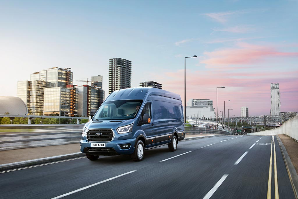 Everything we know about... the new Ford Transit