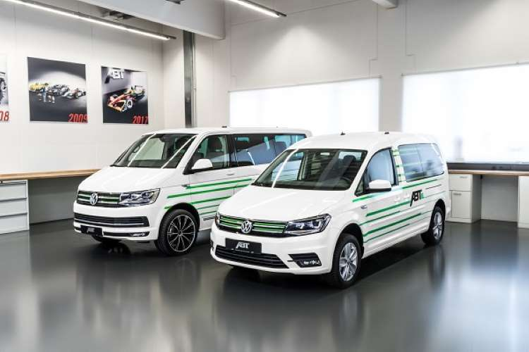 Want to know what the e-Caddy and e-Transporter are all about?