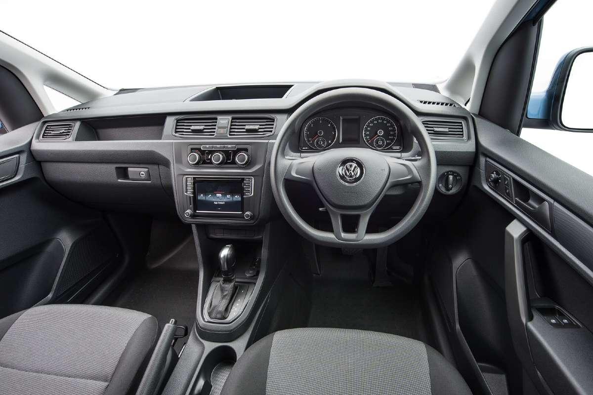 Volkswagen Caddy Van Review 2020 Vanarama
