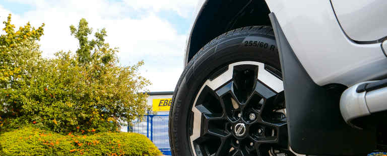 Tyres Wheelrims Passed Fair Wear And Tear-full