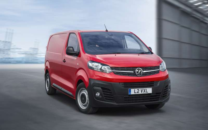 Bright British future for the Vivaro