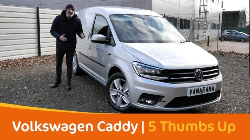 Top 5 Things We Love About The Volkswagen Caddy