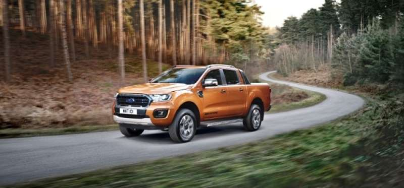 New Ford Ranger For Sale In Uk From June 2019