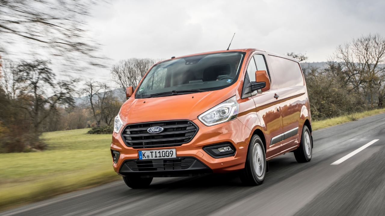 The Top 5 Trades The Ford Transit Custom Is Best For