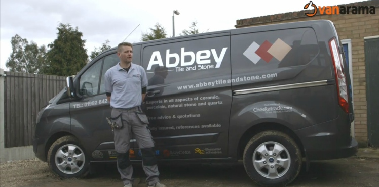 Ty the tiler and how Vanarama helped his business