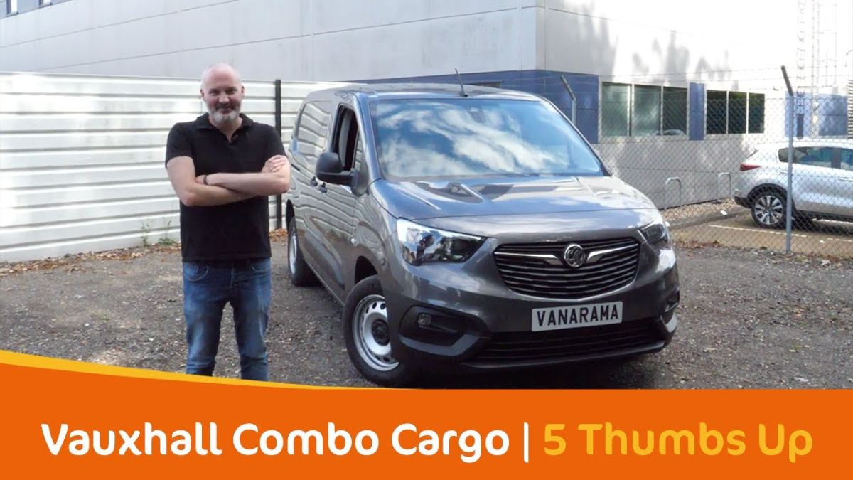 Top 5 Things We Love About the Vauxhall Combo Cargo