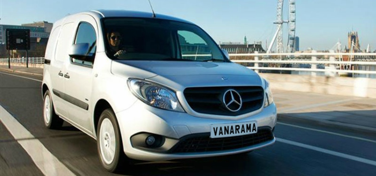 Top 3 customer reasons to drive the Mercedes-Benz Citan
