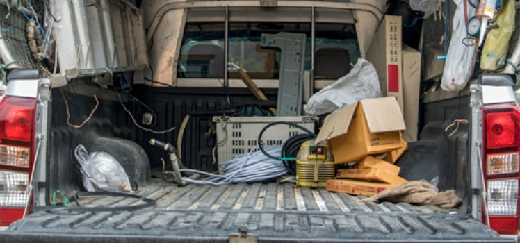 TIPS AND TRICKS: Spring cleaning INSIDE your vehicle