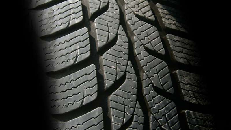 close up view of tyre which passes van fair wear and tear guidlines