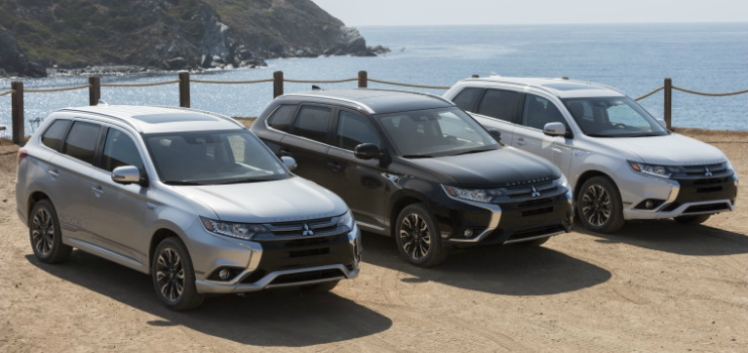 Top 5 reasons to drive a Mitsubishi Outlander PHEV