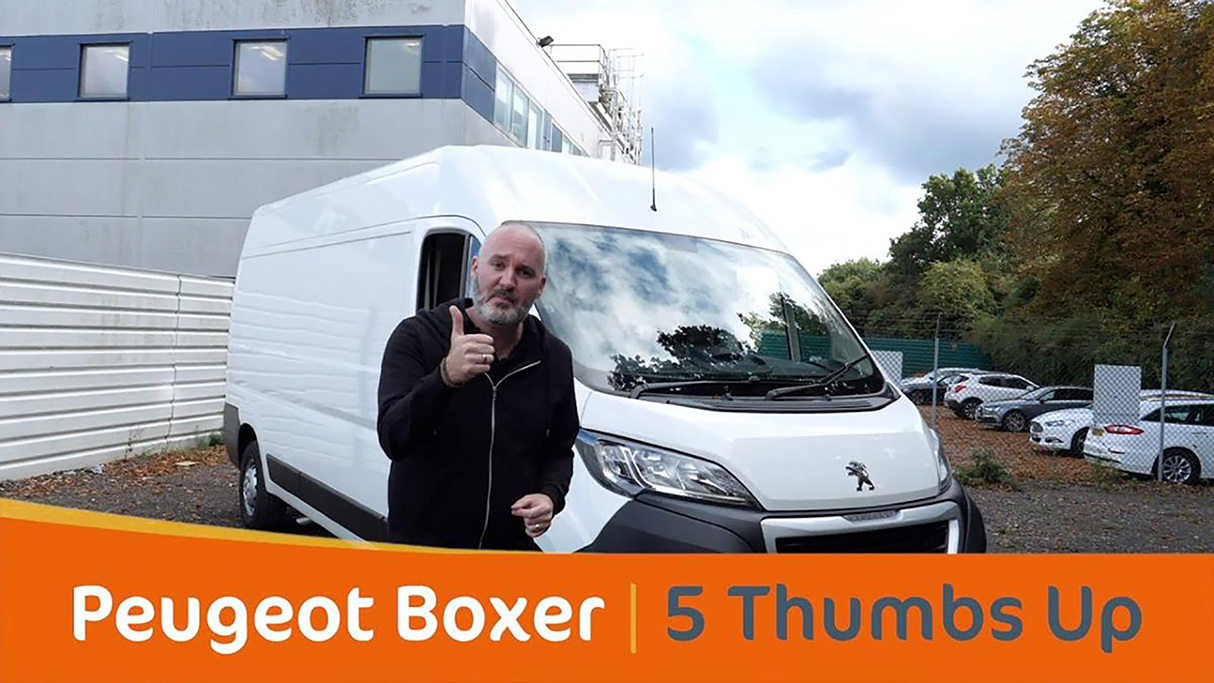 5 Things We Love About Peugeot Boxer