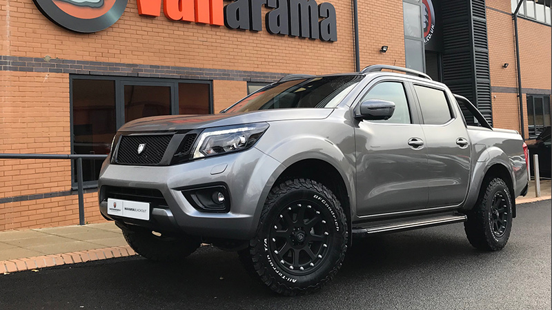 Top 5 reasons why you NEED the Nissan Navara by Deranged!