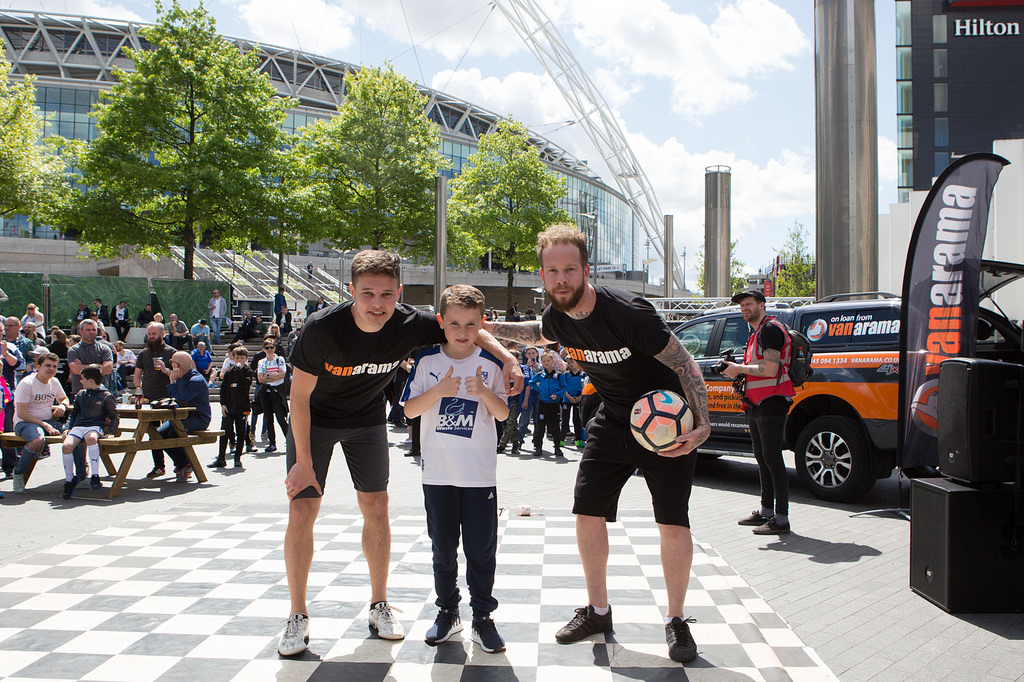 Vanarama's Big Day Out 2017