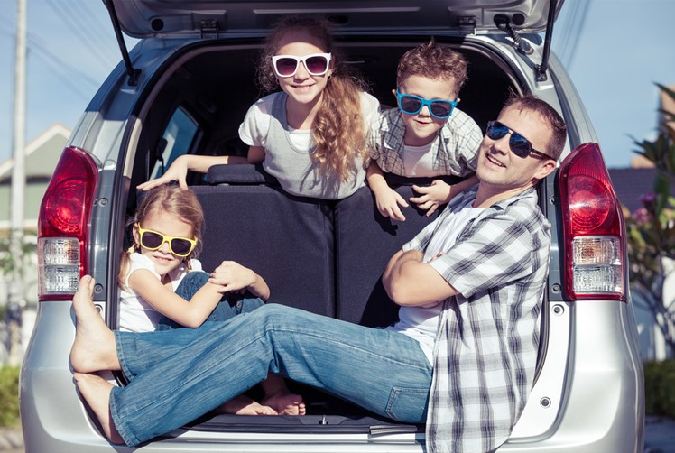 The top five family cars for your perfect holiday