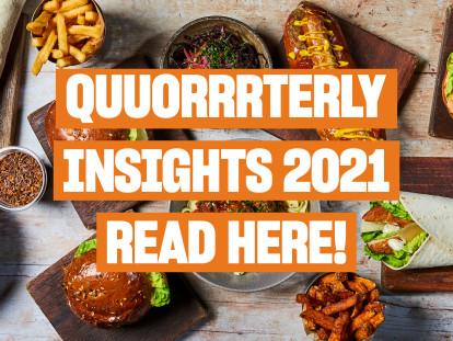 Quuorrrterly Insights 2021