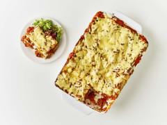 Quorn's Hidden 'Vegetable' Lasagne