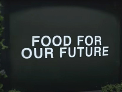 Food for our future