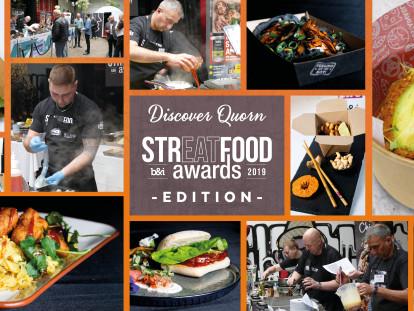 The B&I StrEATfood Awards 2019 Vegan Category Look Book