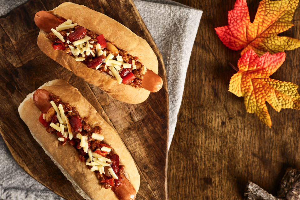 Loaded Chilli Dog