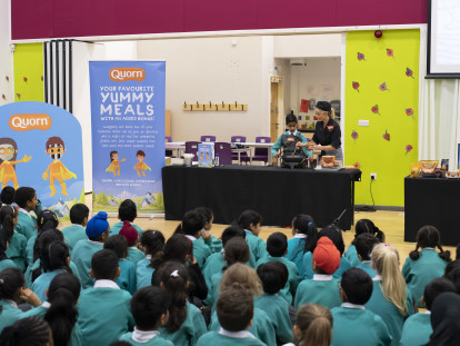 Quorn Partners With SIPS Catering For NSMW