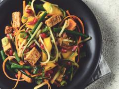 Vegan Sriracha & Mango Salad