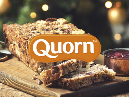 Love Christmas Cooking with Quorn Recipe Book