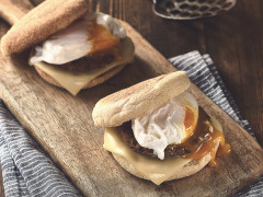 Sausage & Egg Muffin