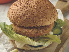 Kentucky Style Burger