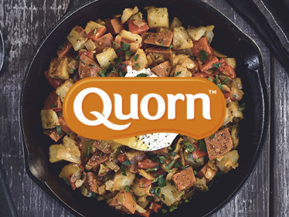 Build a Better Breakfast with Quorn Recipe Book