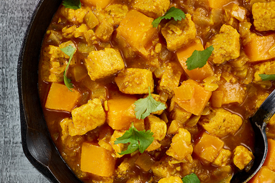 Quorn's Crazy Korma (Dried Spices)