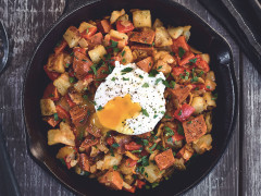 Breakfast Chorizo Hash