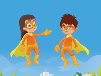 Introducing… The Quorn Superheroes