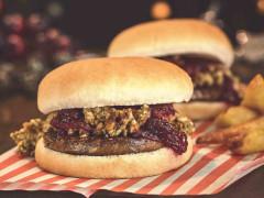 Festive Burger